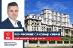 "Cum confisca PSD mesajul initiativei ""Fara penali in functii publice"": ""Pe listele PNL se afla condamnati penal"""
