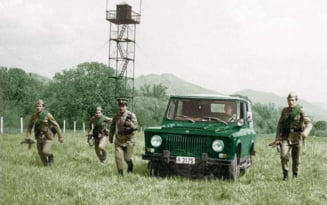 Cum erau impiedicati romanii sa fuga din tara in comunism. Cele mai dure masuri dispuse la granita cu Iugoslavia