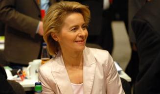 Cum este vazuta Ursula von der Leyen in centrul si estul Europei