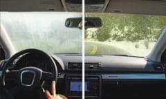 Cum eviti aburirea geamurilor masinii pe timp de iarna