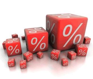 Cum evolueaza dobanda la credite in 2010?