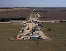 Cum evolueaza lucrarile la autostrada de centura a Capitalei. 52 de kilometri ar trebui sa fie construiti pana in 2023