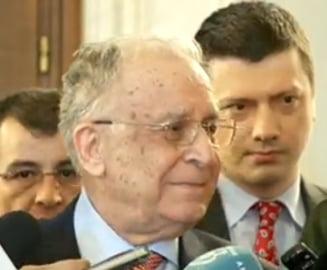 Cum explica Iliescu victoria lui Iohannis in alegeri