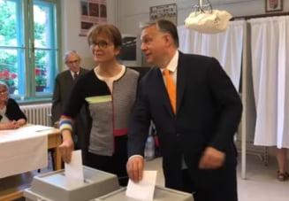 Cum explica UDMR ca a luat voturi in judetele cu putini maghiari: Simpatia romanilor pentru Viktor Orban