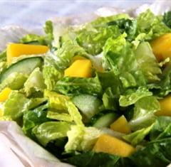 Cum faci salate delicioase