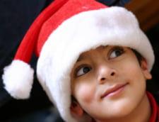 Cum ii imbraci pe copii la petrecerea de Craciun?