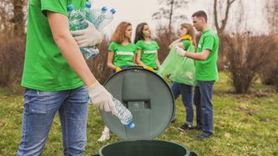 Cum ii invatam pe cei mici sa respecte mediul si sa recicleze