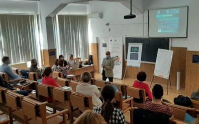 Cum invata profesorii sa-si asume noi roluri intr-un proiect ce strabate toata Romania