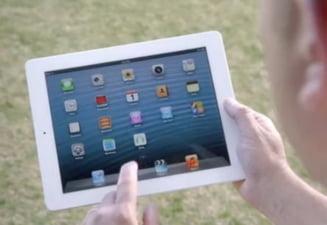 Cum ironizeaza Microsoft iPad-ul in cea mai recenta reclama (Video)