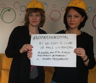 Cum isi bate joc Teodorovici de romani. ONG-urile se pregatesc de proces: Donatiile si activitatea le sunt blocate