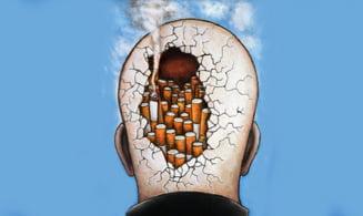 Cum iti afecteaza fumatul creierul si chiar sanatatea mintala