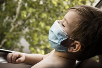 """Cum iti dai seama daca un copil are COVID-19: """"Vin cu simptomatologie mai putin obisnuita"""""""
