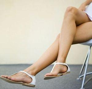 Cum iti ingrijesti genunchii, pentru a-i lasa la vedere vara aceasta