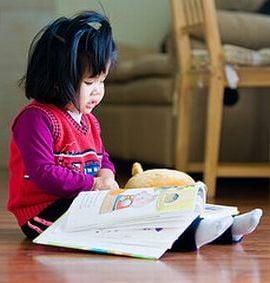 Cum iti inveti copilul sa-i placa sa citeasca?