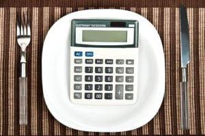 Cum iti numeri caloriile ca sa slabesti