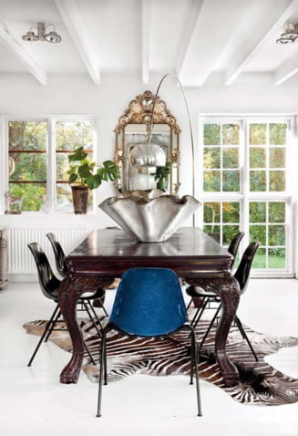 Cum iti poti decora casa in stil vintage (Galerie foto)