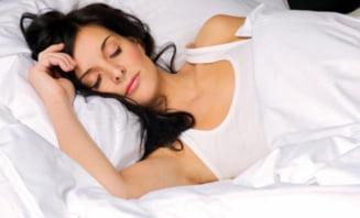 Cum iti prelungesti viata dormind corect