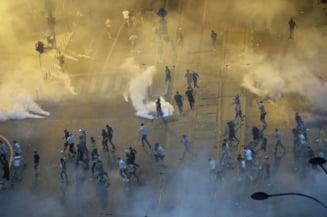 Cum justifica DIICOT utilizarea in exces a gazelor lacrimogene pe 10 august 2018: Vinovati sunt protestatarii care au instigat la violente si nu sefii Jandarmeriei