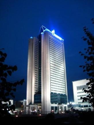 Cum justifica Gazprom scaderea livrarilor de gaze catre Romania
