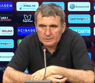 Cum l-a ignorat Hagi pe Dan Petrescu dupa infrangerea de la Cluj