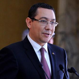 Cum l-a impresionat Obama pe Victor Ponta