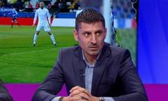Cum l-a pus la punct Ionel Danciulescu pe Radu Naum, in direct, la o emisiune televizata