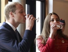 Cum l-a umilit Kate Middleton pe printul William la o degustare de whisky (Video)