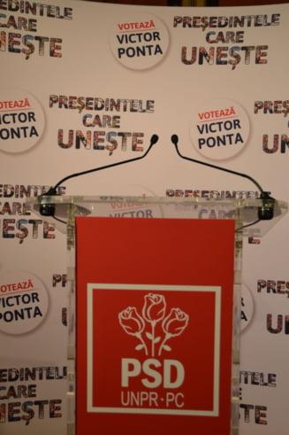 Cum mi-am petrecut prezidentialele: Circ la vot, culise la PSD si proteste la MAE Fotoreportaj