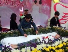 Cum mi-am petrecut sfarsitul vietii: Vie la propria inmormantare