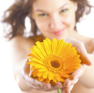 Cum ne fac florile sa fim mai buni
