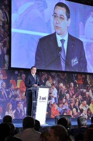 Cum nu opreste Victor Ponta defrisarile (Opinii)