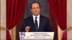 Cum planuieste Hollande sa revitalizeze economia Frantei