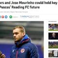 Cum poate Mourinho sa-i decida soarta lui... Puscas