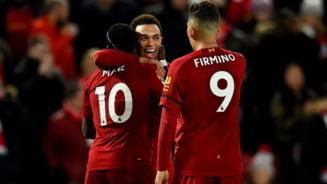 Cum poate pierde Liverpool titlul in Anglia, desi are 22 de puncte avans, din cauza epidemiei de coronavirus