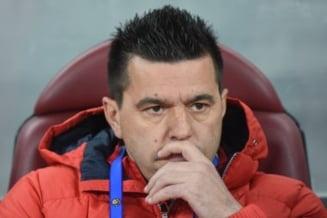 "Cum poate ramane Contra fara Dinamo, dar si fara a fi selectioner: ""Mi-am asumat un risc"""