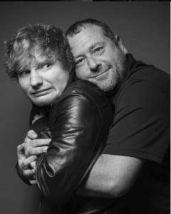 Cum poti sa fii vedeta fara sa fii: Contul de Instagram al bodyguard-ului lui Ed Sheeran e senzatia zilei! (Galerie foto)