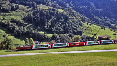 Cum poti sa vezi intreaga Europa calatorind ieftin cu trenul. Numarul tarilor de vizitat in conditii civilizate