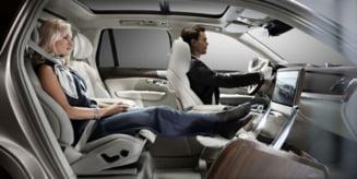 Cum poti transforma un Volvo intr-un birou de lux
