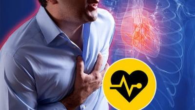 Cum previi un atac de cord: Semnalele pe care le primești, cu o lună înainte VIDEO