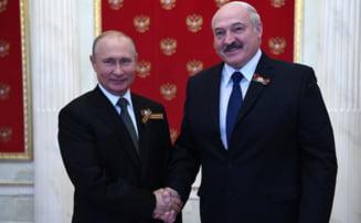 Cum prezinta presa rusa desfasurarea de evenimente din Belarus