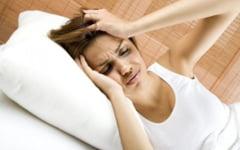 Cum putem scapa de durerile de cap cu remedii naturale. Miscarile de yoga recomandate si efectele acupuncturii