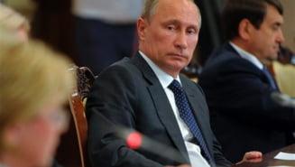 Cum raspunde Putin sanctiunilor Occidentului