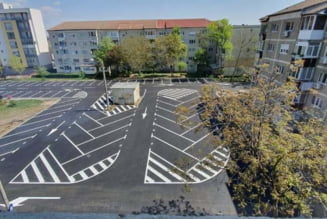 Cum rezolva Fritz parcarile din cartiere. Abonamente doar pentru cei care au inregistrat masina si au buletin in Timisoara