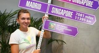 Cum s-a calificat Simona Halep la Turneul Campioanelor: Cifre fabuloase pentru romanca