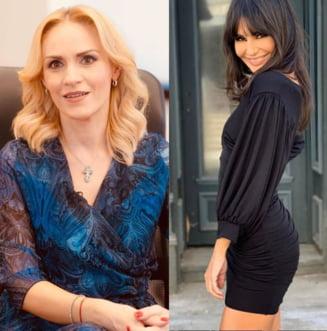 Cum s-a cunoscut Gabriela Firea cu Dana Budeanu, creatoarea de moda care a publicat inregistrarea cu Nicusor Dan