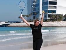 Cum s-a descurcat Kim Clijsters la revenirea in tenis, la primul meci dupa 8 ani de pauza
