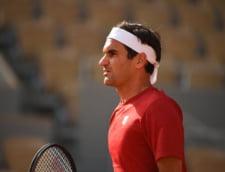 Cum s-a descurcat Roger Federer la primul meci pe iarba dupa aproape doi ani
