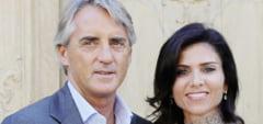 Cum s-a indragostit Roberto Mancini de avocata sa, care i-a devenit a doua sotie FOTO