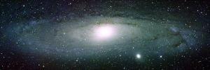 Cum s-a nascut galaxia Andromeda?