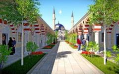 Cum s-a negociat terenul din Bulevardul Expozitiei pe care va fi edificata cea mai mare moschee din Europa crestina